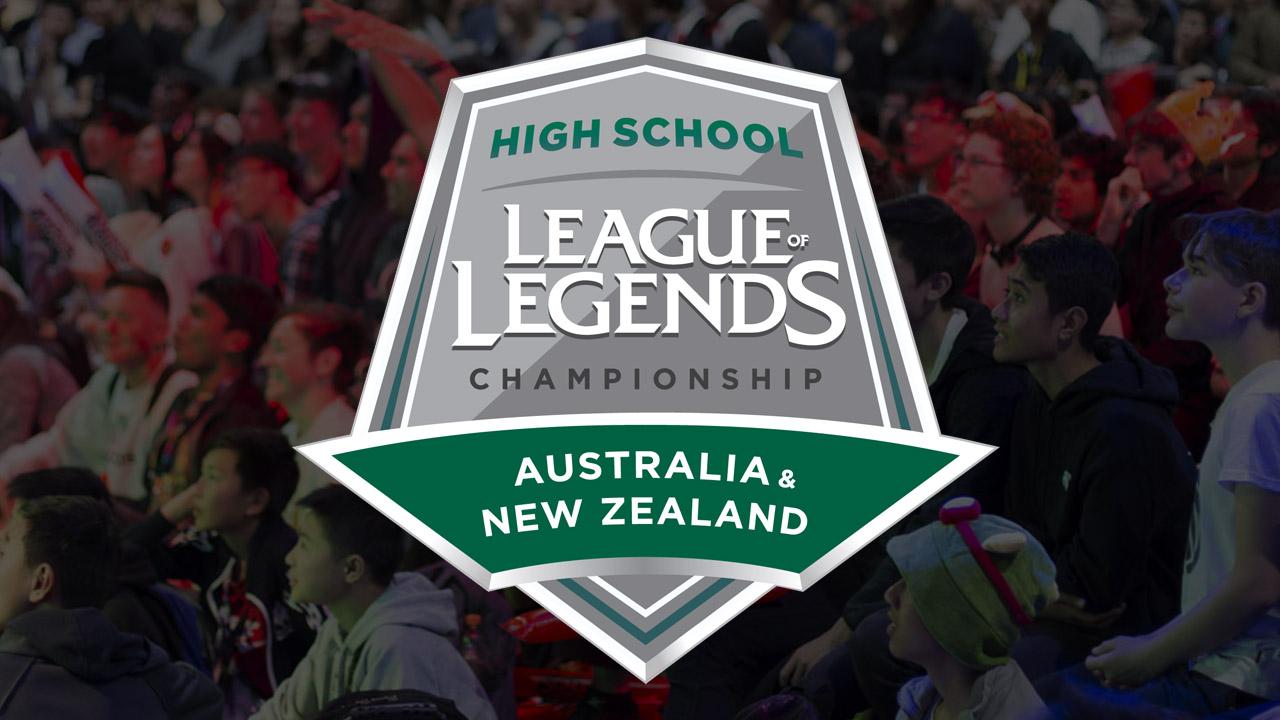 High School League of Legends Australian & New Zealand ...